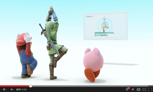 Nintendo's two new Smash Bros games have one of the coolest trailers ever