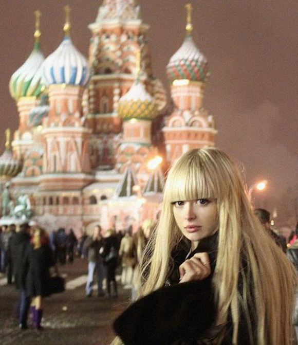 """Russian Barbie Girl"" Anzhelika Kenova10"