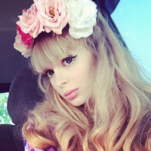 """Russian Barbie Girl"" Anzhelika Kenova12"