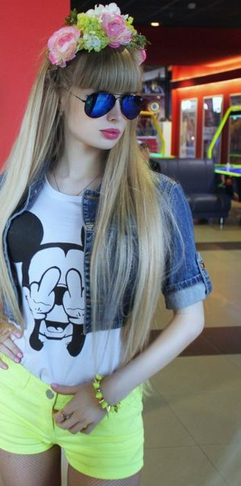"""Russian Barbie Girl"" Anzhelika Kenova16"