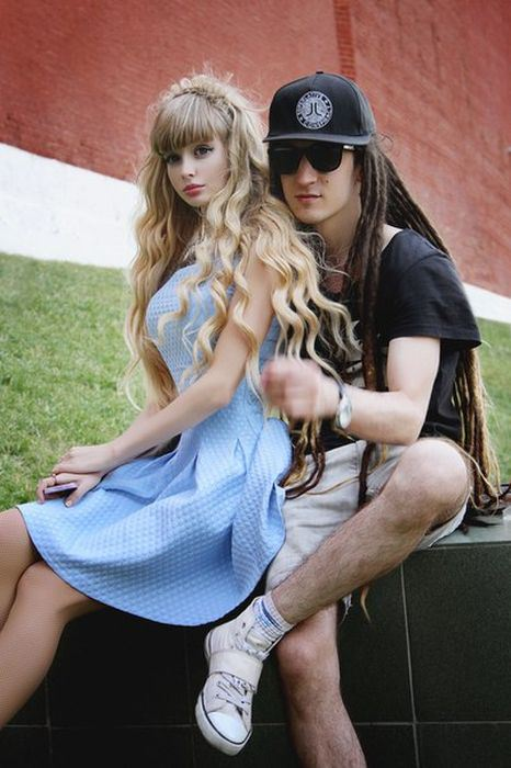 """Russian Barbie Girl"" Anzhelika Kenova20"