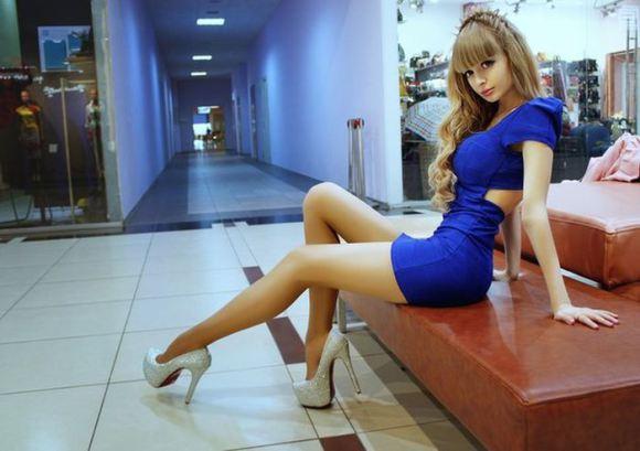 """Russian Barbie Girl"" Anzhelika Kenova23"