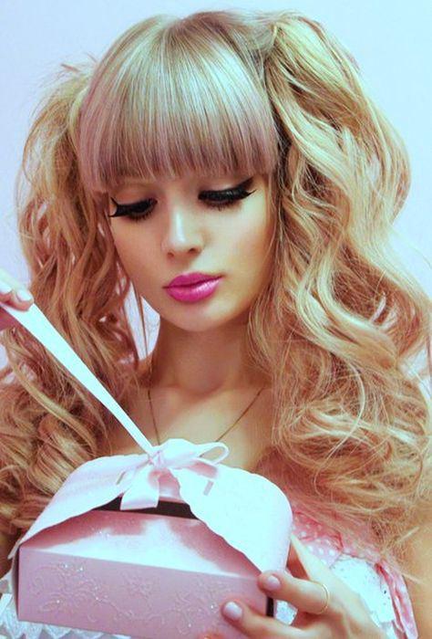 """Russian Barbie Girl"" Anzhelika Kenova24"