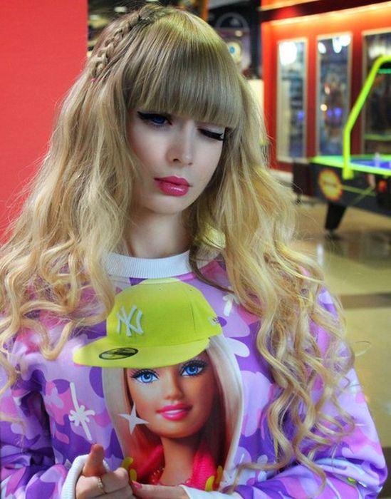 """Russian Barbie Girl"" Anzhelika Kenova26"