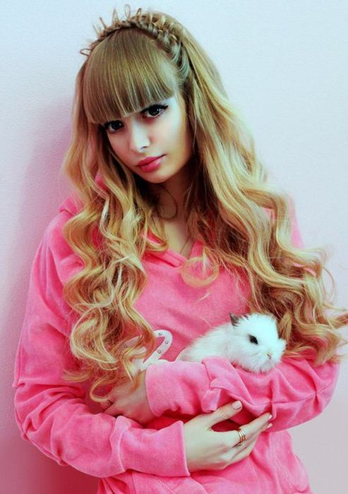 """Russian Barbie Girl"" Anzhelika Kenova28"