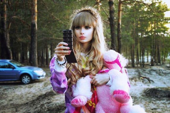 """Russian Barbie Girl"" Anzhelika Kenova3"