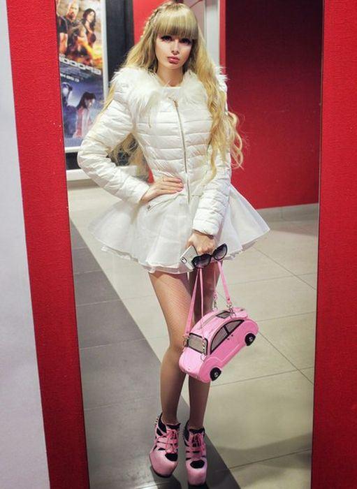 """Russian Barbie Girl"" Anzhelika Kenova35"