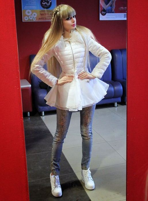 """Russian Barbie Girl"" Anzhelika Kenova36"
