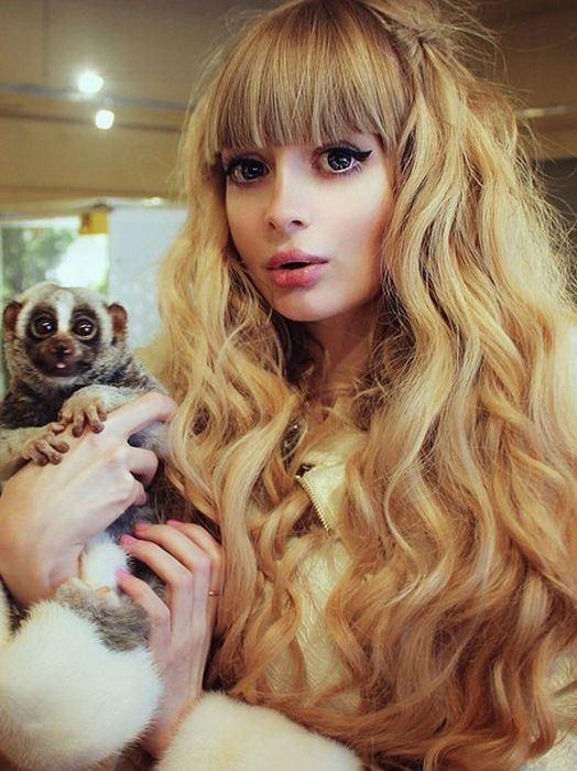 """Russian Barbie Girl"" Anzhelika Kenova37"