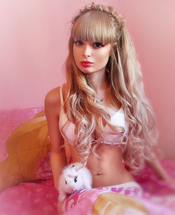 """Russian Barbie Girl"" Anzhelika Kenova38"