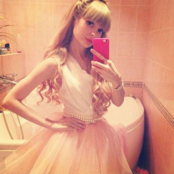 """Russian Barbie Girl"" Anzhelika Kenova39"