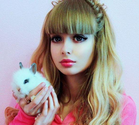 """Russian Barbie Girl"" Anzhelika Kenova4"