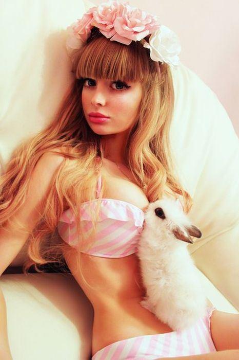 """Russian Barbie Girl"" Anzhelika Kenova41"