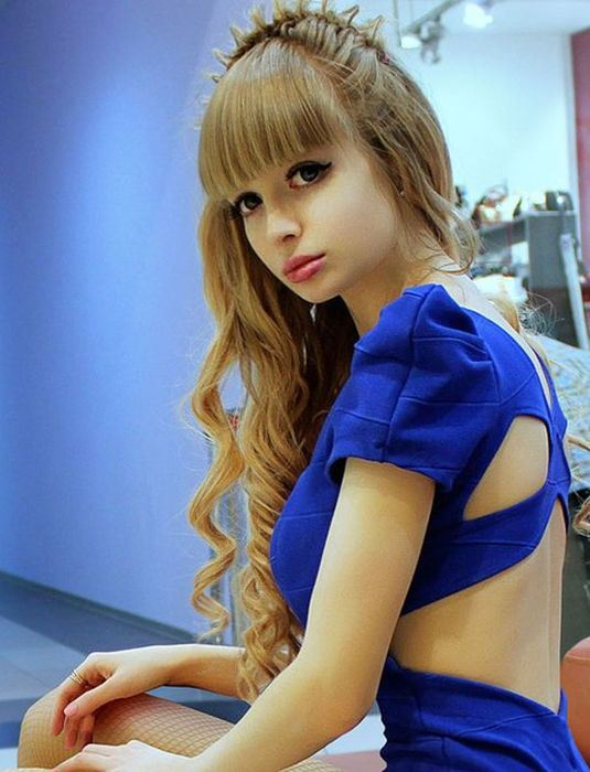 """Russian Barbie Girl"" Anzhelika Kenova5"