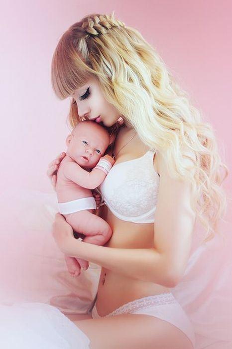 """Russian Barbie Girl"" Anzhelika Kenova9"