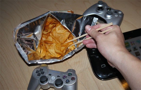 Chopsticks: why every gamer should know how to use them