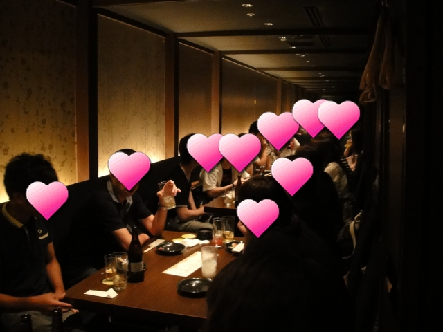 Five ways guys blow their chances at singles' parties in Japan