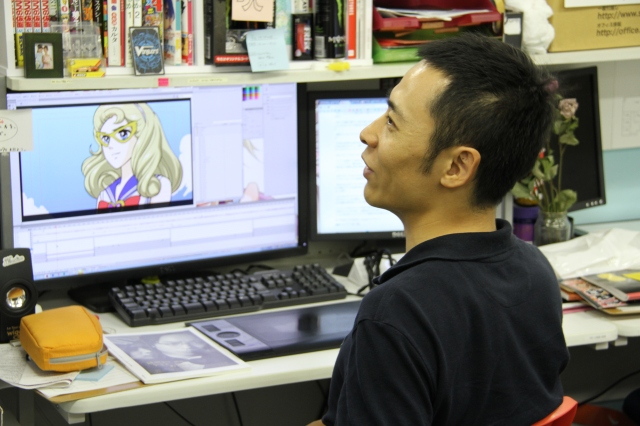 【TBT】A day in the life of a Japanese anime director