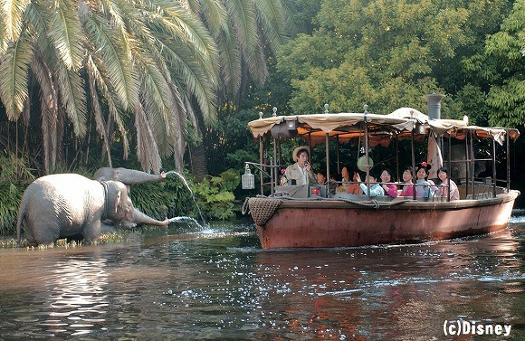 Tokyo Disneyland's Jungle Cruise set for a magical renewal in 2014