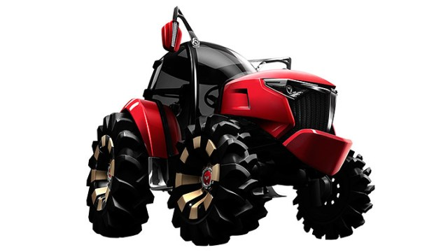 Yanmar wants to make coolest tractor ever