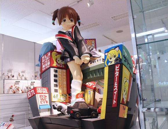 2,000 figures ready for their close-ups at toy exhibition in Ikebukuro – and oh, admission is free!