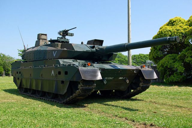Japan's defensive military sees surge of popularity thanks to… anime tanks?