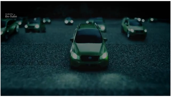 Subaru releases minicar commercial filmed in 60 hours without sleep: It's dreamy!