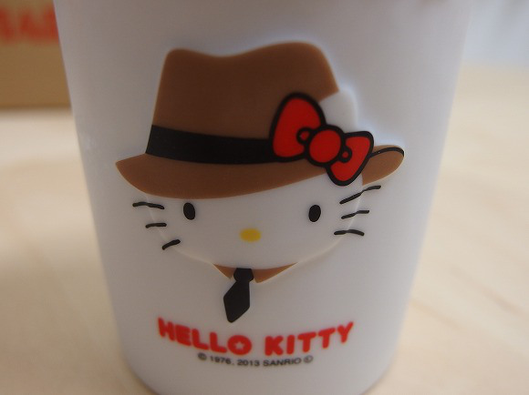 Yes, Hello Kitty really does need a fedora, and the reason why is delicious