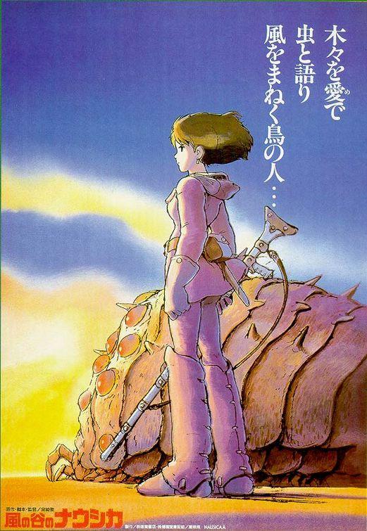 Ghibli's Miyazaki hints at possible Nausicaa sequel