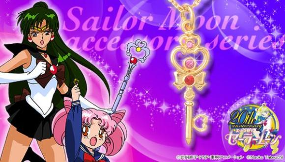 Sailor Pluto muscles in on Sailor Moon's slice of the high-end anime accessory market