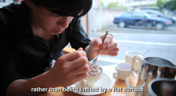 3D latte art from Japan: Too cute to drink?