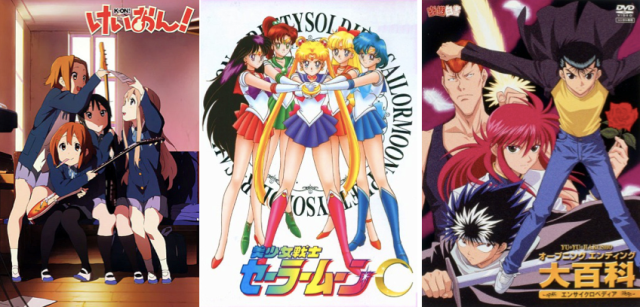Top 10 series that got Japanese fans hooked on anime