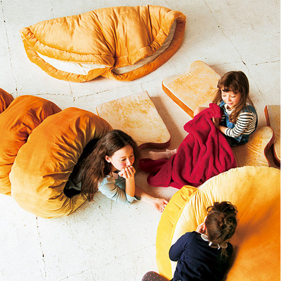 All's right with the world when you're wrapped up in a giant pastry