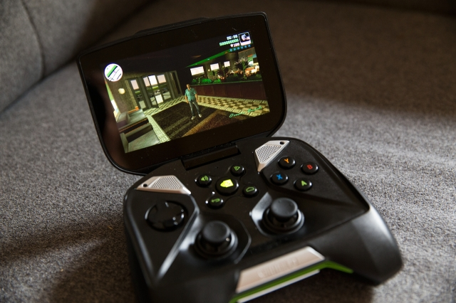 NVIDIA's Shield portable console – Cool, sleek and technically illegal in Japan