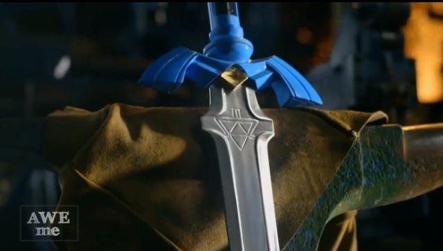 Man forges perfect replica of The Legend of Zelda's Master Sword, gamers go weak at the knees
