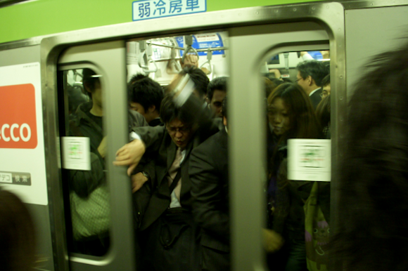 Commuters surprisingly receptive to JR's innovative new system