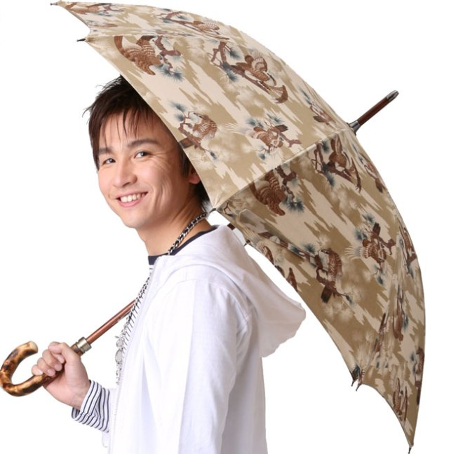 Japan and the rise of the male parasol: They're not just for Lolitas anymore!