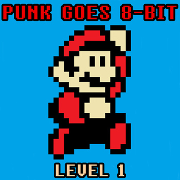 Download punk rock classics played in 8-bit – for free!!