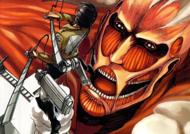 Attack on Titan beauty product will keep you better-looking than series' monstrous villains