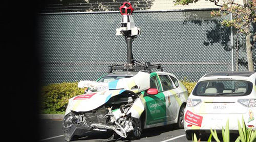 Indonesia's Google Street View car guilty of three hit-and-runs
