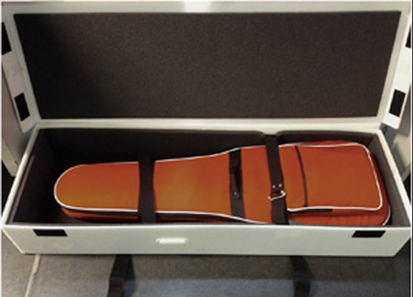 Japan Airlines offers free guitar boxes to ease travelling musicians' worries