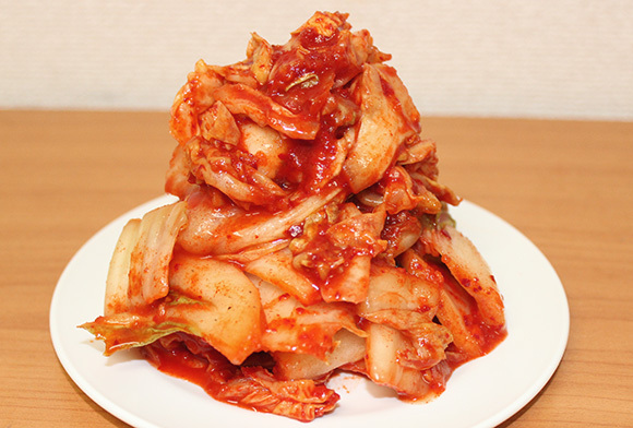 Korean government makes request for kimchi to be recognised as intangible cultural heritage