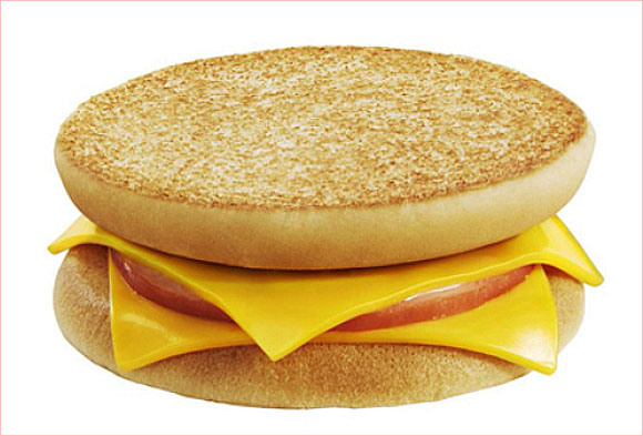 McDonald's Japan introduces new, kind of lazy breakfast sandwich