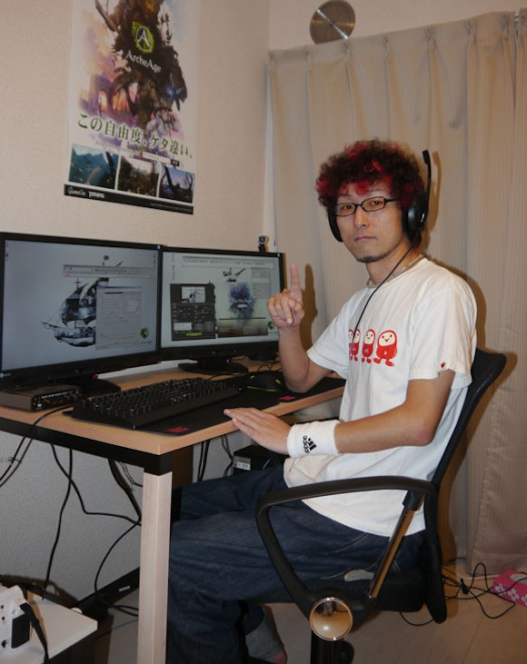 Best job ever? Japanese man makes 1 million yen for three months of gaming