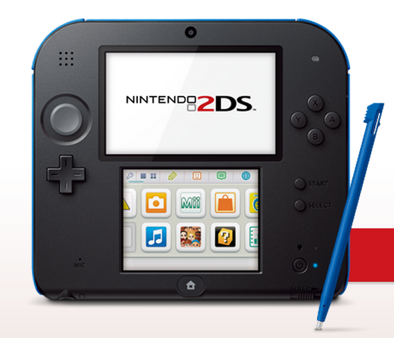 The Nintendo family is expecting! Too bad Twitter knew about the 2DS since 2011
