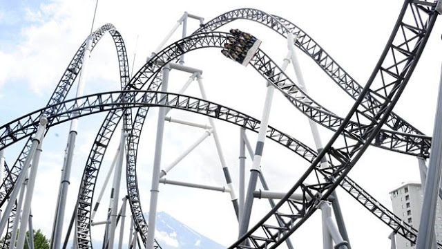 Hold on tight: 10 unmissable roller coasters in Japan