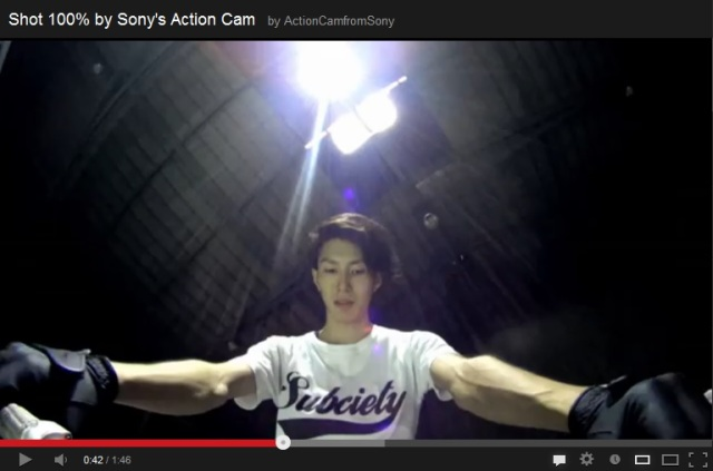 """BMX rider Takahiro Ikeda proves he's more than just a pretty face, goes for """"megaspin"""" world record"""
