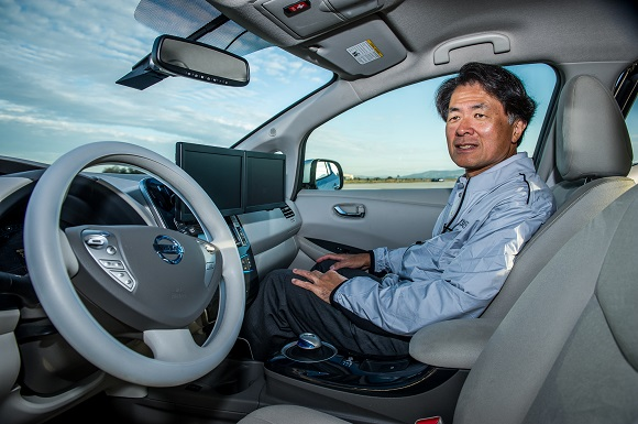 Nissan rolls closer to self-driving cars, but is the world ready?