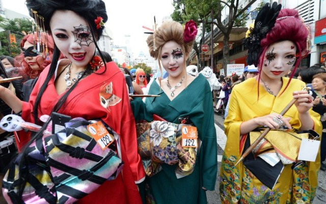 Trick or Treat! A concise guide to Halloween attractions in Japan