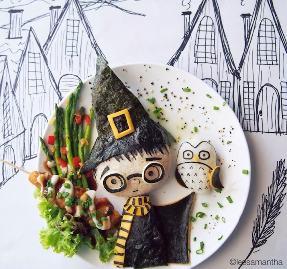 Malaysian food artist Samantha Lee serves up more platefuls of amazeballs